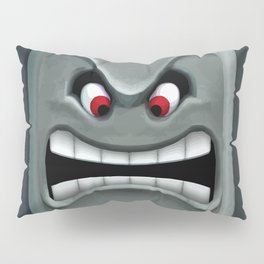 Pay Attention Pillow Sham