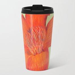Cotton tree flower 2 Travel Mug