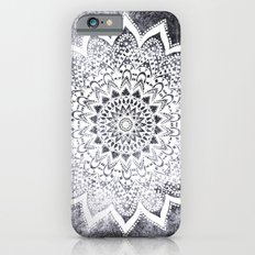 BOHO WHITE NIGHTS MANDALA iPhone 6s Slim Case