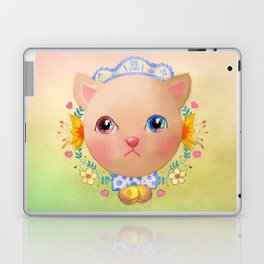 Cat you put the universe in the eyes Laptop & iPad Skin