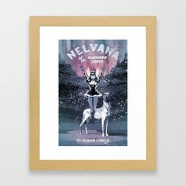 Nelvana Framed Art Print