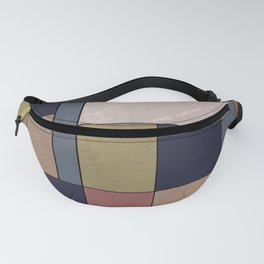 Abstract #840 Fanny Pack