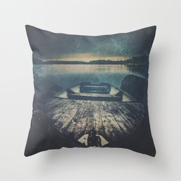 Dark Square Vol. 9 Throw Pillow