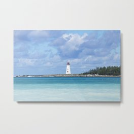 Bahamas Cruise Series 139 Metal Print