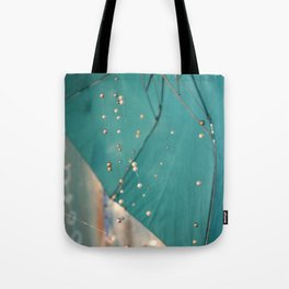 String of Pearls Tote Bag