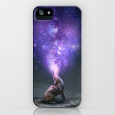 All Things Share the Same Breath iPhone (5, 5s) Slim Case