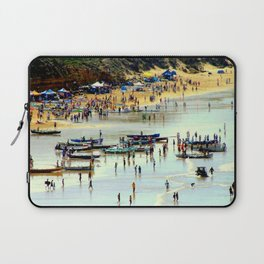 Rowing Regatta Laptop Sleeve