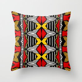 Quindecim Throw Pillow