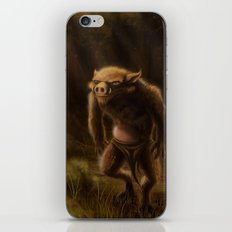 Pequenino & the Father Trees iPhone & iPod Skin