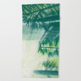 New Day Beach Towel