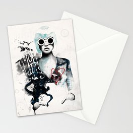 Hells People Stationery Cards