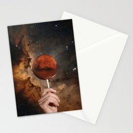 Candy Mars Stationery Cards