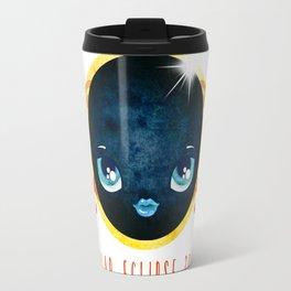 Solar Eclipse 2017 Travel Mug