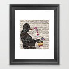 JAZZ-2 Framed Art Print