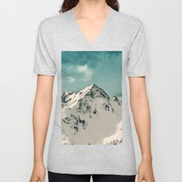 Snow Peak Unisex V-Neck