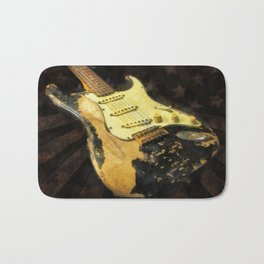 My AMERICAN RELIC STRATOCASTER® Custom Shop Bath Mat