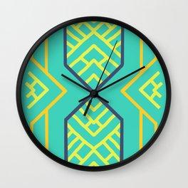 Lemon Berry Wall Clock