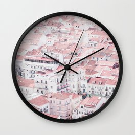 Urban View Wall Clock
