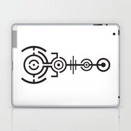 symbology laptop skins | Society6