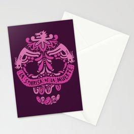A la Muerte con una Sonrisa 2009 Stationery Cards