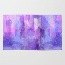 Purple Amethyst Rug