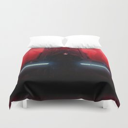 Defeated Duvet Cover