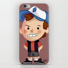 DIPPER! iPhone & iPod Skin