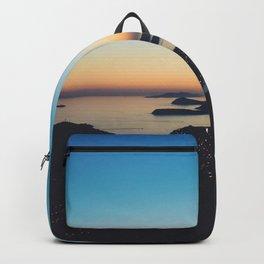 Dubrovnik Sunset Backpack
