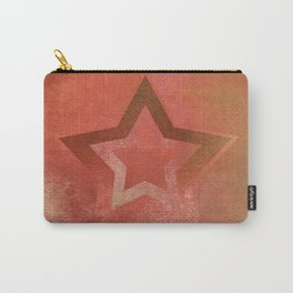Suprematist Star VII Carry-All Pouch