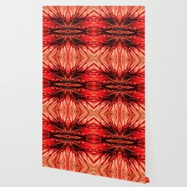 Strawberry Firethorn Quad I by Chris Sparks Wallpaper