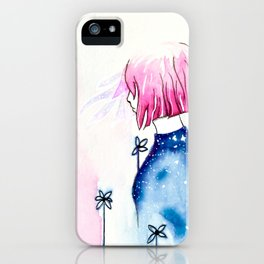 Princess Insomnia iPhone Case