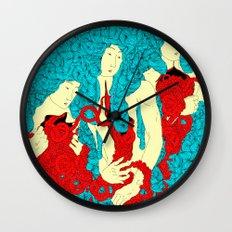 Heian IV Wall Clock