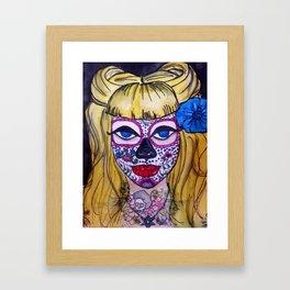 JAP SAM BLUES Framed Art Print