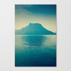 isla nublar... Canvas Print