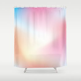 Softscape 1 Shower Curtain