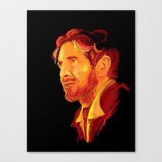 eight Canvas Print