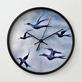 Volando para encontrarte Wall Clock