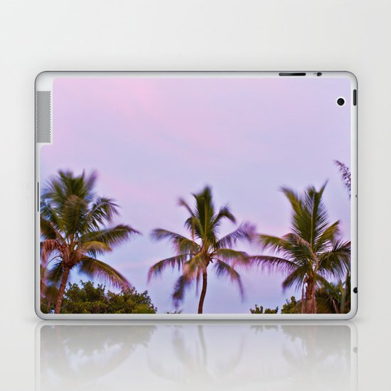 Swaying Palm Trees Laptop & iPad Skin