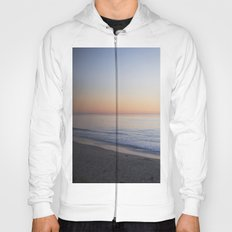 softly in the fading light Hoody