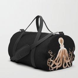 Octopus sea nautical beach coastal Duffle Bag