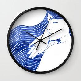 Nereid XXV Wall Clock