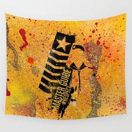 Guia Mayor PLAKSSO Wall Tapestry