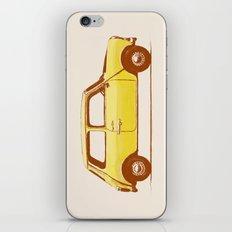 Famous Car #1 - Mini Cooper iPhone & iPod Skin