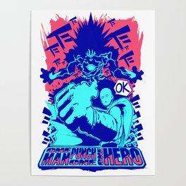Saitama OPM Poster