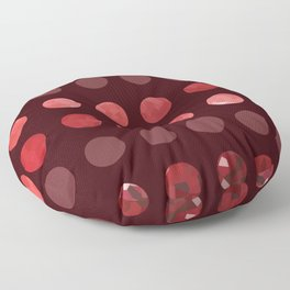 Larger Dots-A-Plenty Floor Pillow