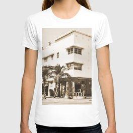 Collins Avenue, Miami Beach T-shirt