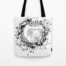 HYPNOTIZED Lemur Tote Bag