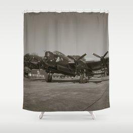 Just Jane Shower Curtain