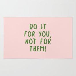 Do it! Rug