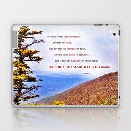 High Places Laptop & iPad Skin